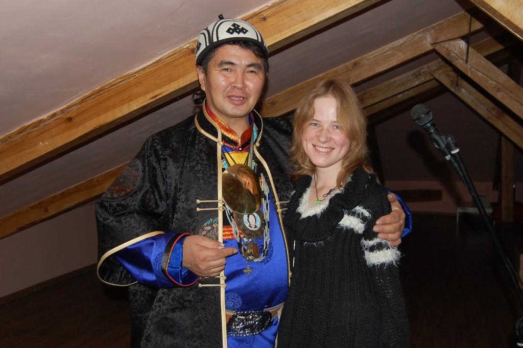 Как взять интервью у шамана