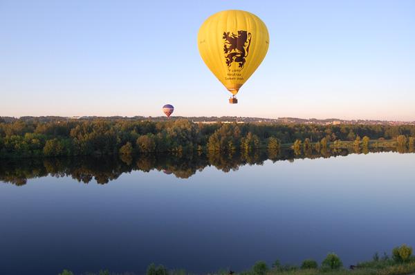 Полетать н воздушном шаре