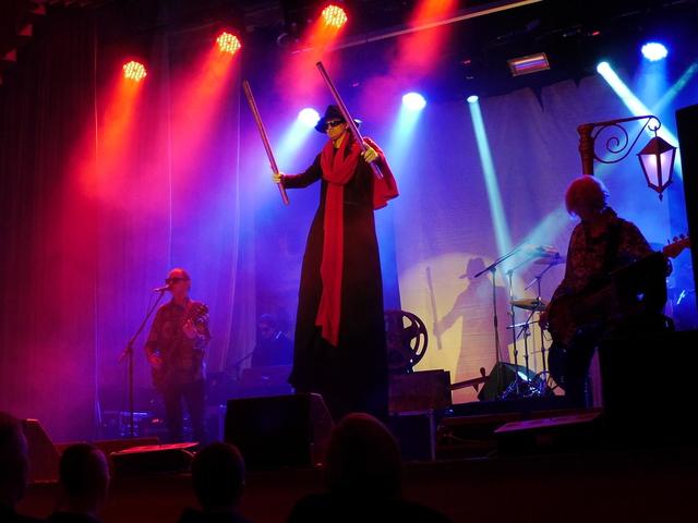 Группа Пикник, концерт в Пушкино
