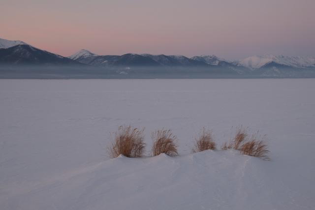 Северный Байкал, остров Ярки