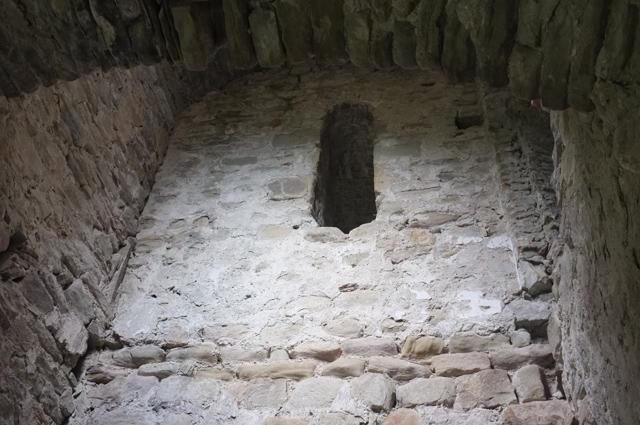 Средний храм, Нижний Архыз