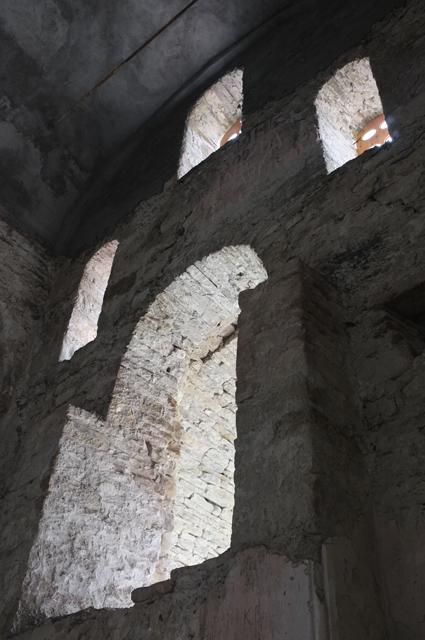 Нижне-Архызское городище, Средний храм