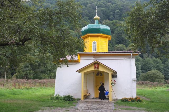 Нижний Архыз, Южный храм